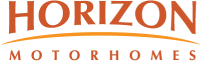 Horizon Motorhomes and Campervans Logo